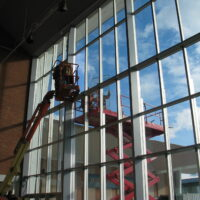 curtain walling services